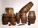 Ghana: Ewe drumming image